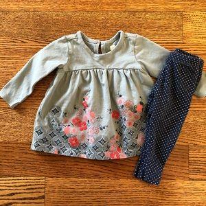 Tea yoko baby outfit